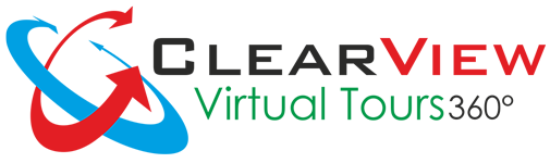 Clearview Virtual Tours Logo Image